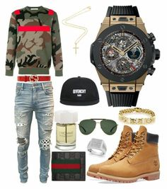 Designer Clothes, Shoes & Bags for Women Teen Boy Fashion, Big Men Fashion, Look Fashion, Urban Fashion, Luxury Fashion, Dope Outfits For Guys, Swag Outfits Men, Boy Outfits, Male Outfits