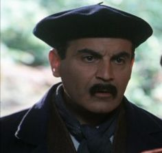 Poirot in disguise