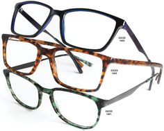 2ace9d8e225 Eastern States Eyewear introduces the first ever men s collection for Exces  Eyewear.