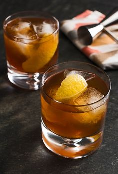 Rye whiskey warms up this maple-laced fall sipper By: Tasting Table for Crate and Barrel The caramel-and-spice profile of rye whiskey makes it ideal for sipping as the weather cools down. Here, rye is softened with maple syrup and amaro liqueur, warming hints of orange peel and sarsaparilla. It's everything