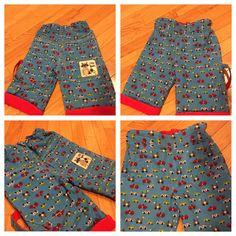 Rohan Skater Shorts, pattern by The Crafty Kitty Pajamas, Pajama Pants, Kitty, Crafty, Shorts, Pattern, Fashion, Kitten, Moda