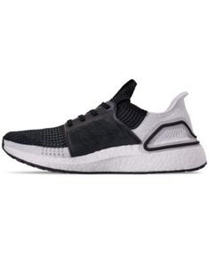 the best attitude dbbfe 833c7 adidas Men s UltraBOOST 19 Running Sneakers from Finish Line - Black 9.5