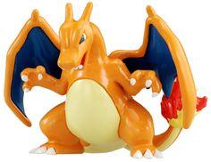 Takaratomy Pokemon Monster Collection M Figure - M-059 - Charizard/Lizardon: Toys & Games