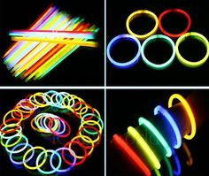 fiesta fluorescente decoracion - Buscar con Google