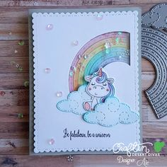 Hello everyone!! Today I am sharing all the cards that I made for the new release from Craftin Desert Divas ! For the Stormy Weather sta...