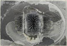 Magnetic Oil Paintings, Georgi Tushev