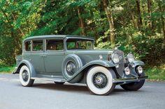 1931 Cadillac V12 370-A 5-passenger Sedan by Fisher (31159)