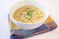 Vegan Recipe for Creamy Potato-Leek Soup