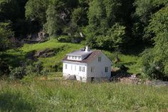 Gården Li ved Flekkefjord