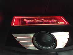 Nothing better than a #RockfordFosgate #Punch #P2 and #Punch amplifers to help start the count down to the weekend.