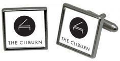 Cuff Link Square The Cliburn