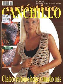 puntorama ganchillo nº295 - raquel - Picasa ウェブ アルバム