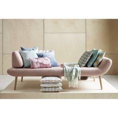 Snooze lounge kanapé, nude – Kanapék - ID Design Életterek - Nappali Id Design, Lounge, Nude, Couch, Living Room, Studio, Modern, Mood, Furniture