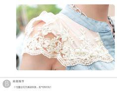 Kadın modeller İnce kot pantolon kadın Siyam harem pantolon tulum şort bahar ve yaz eğlence takım elbise - Taobao