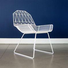 The Farmhouse Chair White  by Gaurav Nanda