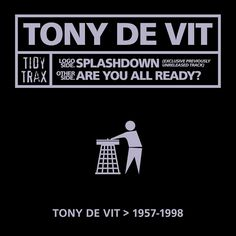 Tony De Vit = legend My Music, Black And White, Logos, Black N White, Black White, Logo