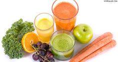 Batidos y zumos: Buena manera de ingerir frutas y verduras - Sabrosía