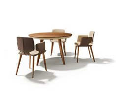 Chairs | Seating | aye chair | TEAM 7 | Jacob Strobel. Check it out on Architonic