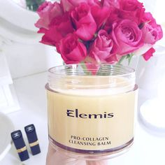 Elemis Cleansing balm, out of this world...love!