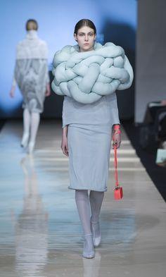 эстетический терроризм - Stockholm Fashion Week: Beckmans College Of Design Fall 2009