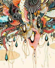 Allusion Print by Yellena. LOVE