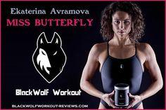 "#BlackWolfWorkout Women Athlete (Ekaterina Avramova) ""MISS BUTTERFLY"" Ekaterina Ivanova Avramova http://bit.ly/2obhYDM #preworkoutsupplements #nutrition #swimmer #joinusinthepack #strong 💪💪🐺"