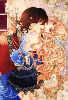 Lets lean until we are in brige position Best Anime Couples, Anime Love Couple, Anime Couples Manga, Anime Guys, Hot Couples, Anime Art Girl, Manga Art, Manhwa, Romantic Manga
