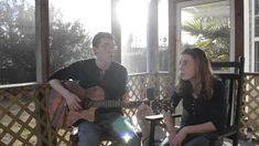 Home (Phillip Phillips) - A cover by Nathan Leach and sister