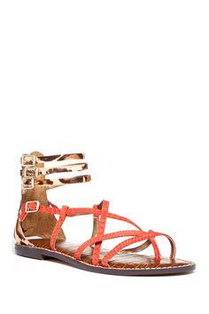 7bf74c5b237192 Sam Edelman Gable Gladiator Sandal by Assorted on. Madeline · Shoes