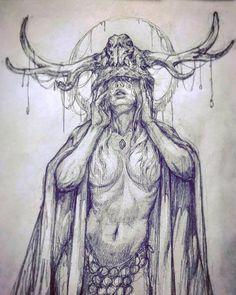 ・ ・ ・ Zeichne in einem kleinen klassischen Stil :) … - Art ideas Anime Art Fantasy, Fantasy Kunst, Drawing Sketches, Pencil Drawings, Art Drawings, Fantasy Drawings, Character Art, Character Design, Tattoo Character
