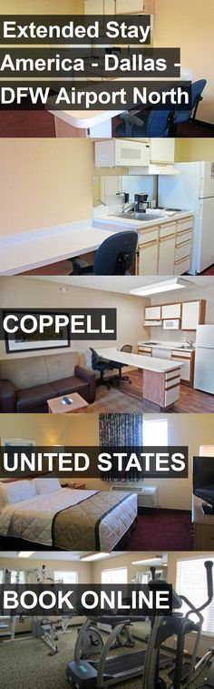Hotel Extended Stay America - Dallas - DFW Airport North in Coppell, United States. For more information, photos, reviews and best prices please follow the link. #UnitedStates #Coppell #travel #vacation #hotel