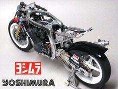 Suzuki Bikes, Suzuki Motorcycle, Cafe Racer Motorcycle, Moto Bike, Racing Motorcycles, Custom Motorcycles, Custom Bikes, Gsxr 1100, Cafe Racer Bikes