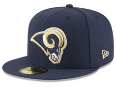 Los Angeles Rams NFL Team Basic 59FIFTY Cap