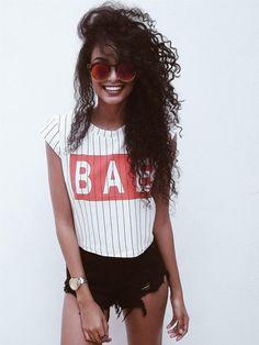 Finíssimas Fashion: Look do dia || Outfit: TOP BAE!