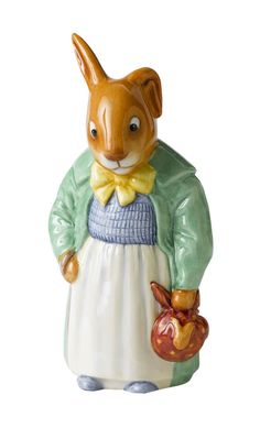 Royal Doulton Original Bunnykins Family Farmer Figure NEW Boxed Royal Doulton, China Porcelain, Wonders Of The World, Pottery, Easter, Characters, Christmas Ornaments, The Originals, Holiday Decor