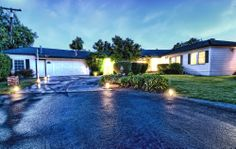 In the hills of La Habra Heights sits this large 4 bedroom, 4 bathroom house with an office that could also be a 5th bedroom.