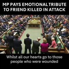 This MP served in the army alongside the policeman who was killed in the Westminster terro #news #alternativenews