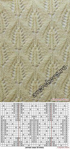 New Knitting Stitches Diagram Website Ideas Lace Knitting Stitches, Crochet Stitches Patterns, Knitting Charts, Knitting Designs, Knitting Patterns Free, Stitch Patterns, Knitting Tutorials, Lace Patterns, Free Knitting
