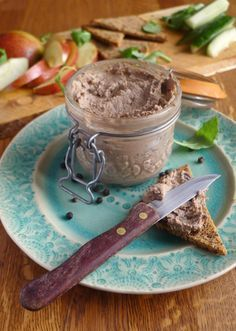 Best Duck Or Goose Liver Pate Recipe on Pinterest