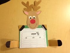 Reindeer - Nonfiction and Fiction common core activities