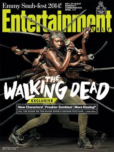 'The Walking Dead' stars discuss what's in store for season five | Inside TV | EW.com