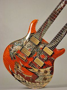 PRS Dragon Double...I've played this guitar...How sweet it is...S.T.