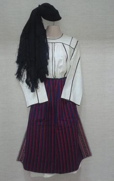 Dobrogea Folk Costume, Costumes, Bell Sleeves, Bell Sleeve Top, Romania, Tops, Dresses, Women, Fashion