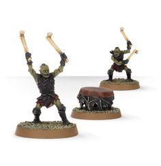 Moria Goblin Commanders GW