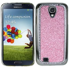 pink bling Case Galaxy S4 | ... Rhinestone Cases covers for iphone, blackberry, htc, samsung galaxy
