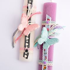 Painting Videos, Gift Wrapping, Candles, Easter Ideas, Gifts, Gift Wrapping Paper, Presents, Wrapping Gifts, Candy