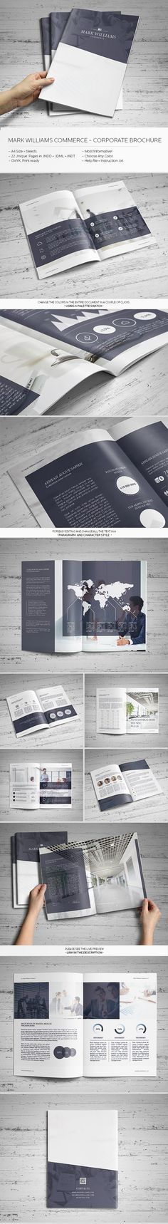 Layout / Corporate Brochure by Realstar