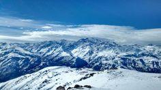Grupo del Plomo Andes Central Chile Andinismo