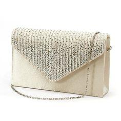 Pochette Sac de Soirée Soiree Mariage Envelopes Epaule chaine strass Party Handbag surepromise http://www.amazon.fr/dp/B010L4ABOO/ref=cm_sw_r_pi_dp_LlT0wb0MJMFJN