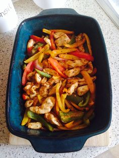 Mexican Chicken recipe - Pic used for link to recipe but not related to recipe in any way. Sliming World, Slimming World Syns, Slimming World Dinners, Slimming Eats, Slimming World Recipes, Sw Meals, Skinny Recipes, Healthy Recipes, Healthy Options